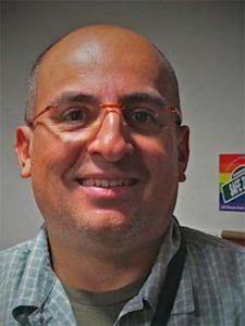 Guillermo Delgado, 2013 guest poet